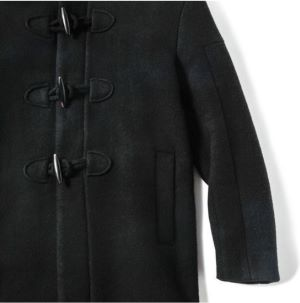 Magic Stick - Marcer Duffle Coat - The Hidden Base