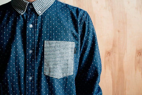 The Quiet Life - SP Oxford Button Down - The Hidden Base