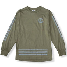 Load image into Gallery viewer, Crooks and Castles - Banding L/S T-Shirt - The Hidden Base
