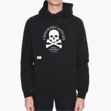 Load image into Gallery viewer, Crooks and Castles - Skull Squadron Hoodie