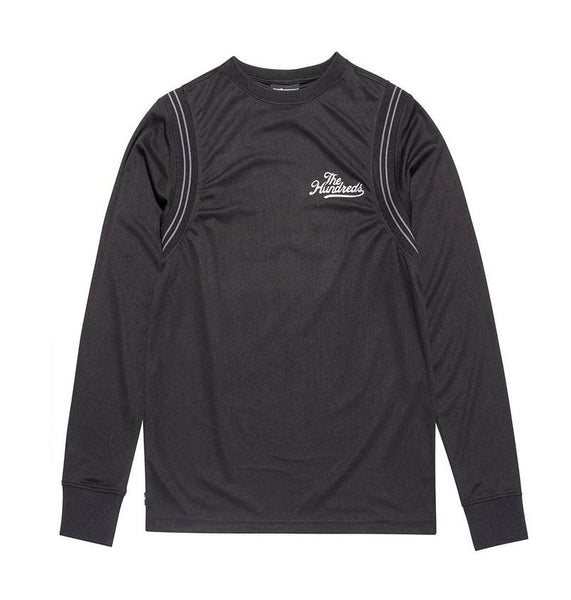 The Hundreds - Knights Long Sleeve Tee - The Hidden Base