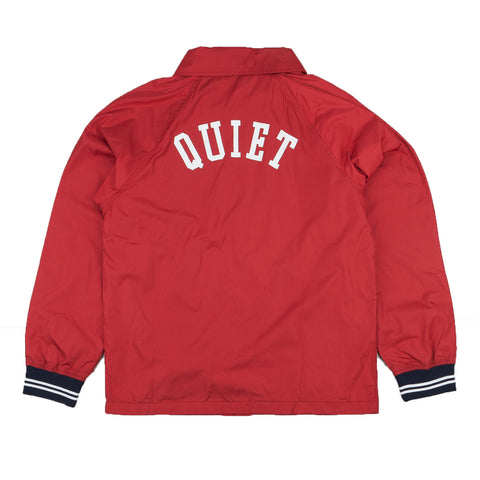 The Quiet Life - Ribbed Garage Jacket