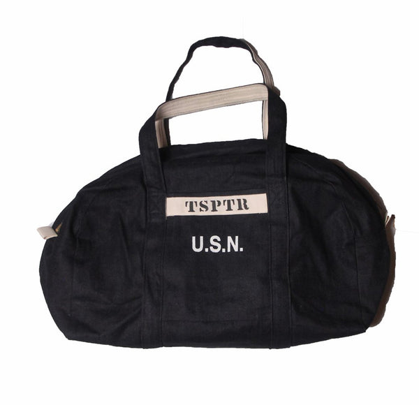 TSPTR -  Denim USN Duffle Bag - The Hidden Base