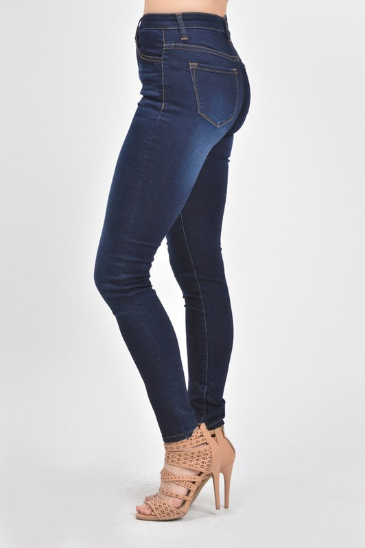 KanCan High Raise Skinny Jeans