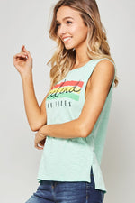 Weekend Good Vibes Tank