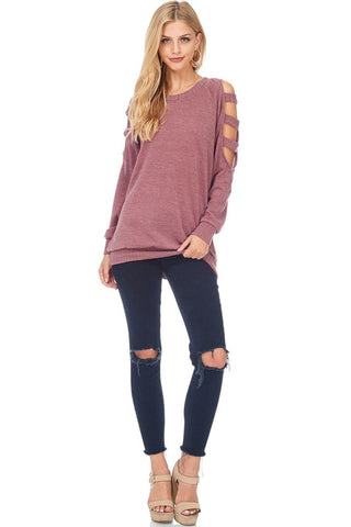 The Stella Ladder Sweatshirt