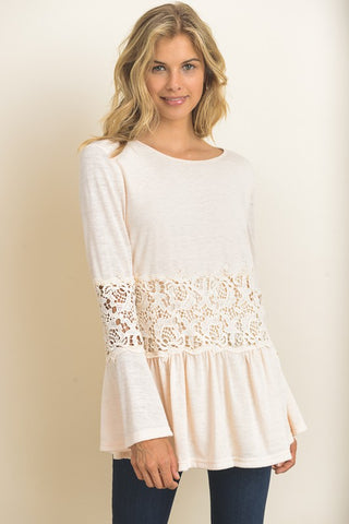 The Sophia Lace Top