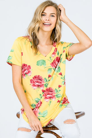 Pocket Full of Sunshine tee