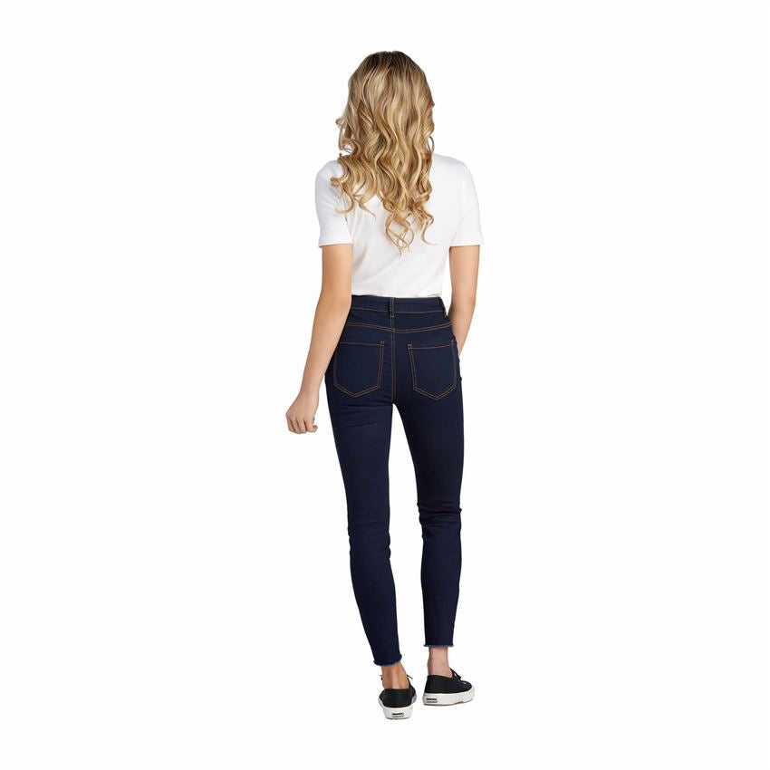 Wells Button Fly Jeans