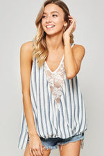 Ashley Surplice Top