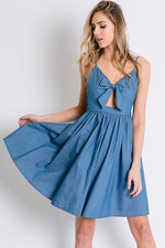 Penny Denim Dress