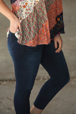 Grace & Lace Cropped Happy Pants!