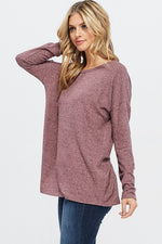The Melanie Thermal Top