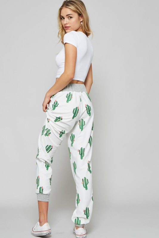 The Cactus Joggers