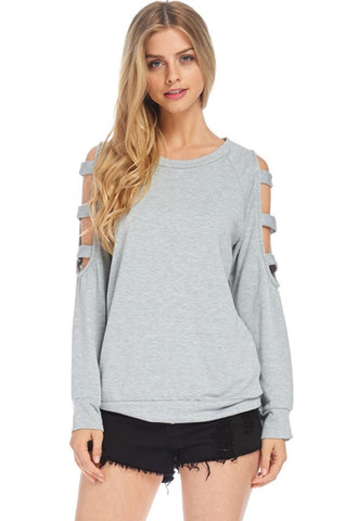 The Karlie Ladder Sweatshirt