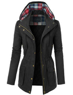 The Anna Fully Lined Jacket - Black