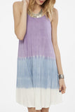 Popsicle Dip Dye Dress