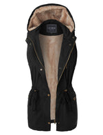 The Jessie Vest - Black
