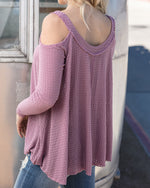 Feather Light V-Neck Top