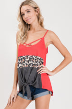 Coral and Leopard tank