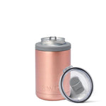 Swig Rose Gold 12oz Combo Can Cooler