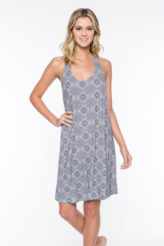 Everly: Breezy Strappy Back Dress