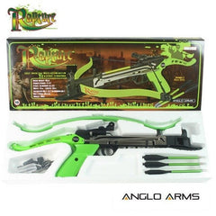 80lb Aluminium 'RAPTURE' Zombie Self Cocking Crossbow - World War Supplies - 1