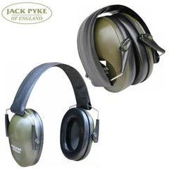 Jack Pyke Adjustable Compact Ear Defenders - World War Supplies