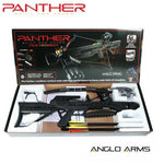 175lb Anglo Arms 'PANTHER' Crossbow Kit with Accessories