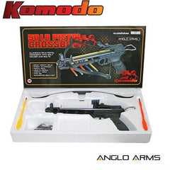 50lb Aluminium 'KOMODO' Anglo Arms Crossbow - World War Supplies