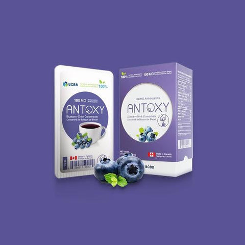 Antoxy | An Amazing Antioxidant and Blueberry Detox - SupplementsHK