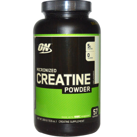 Optimum Nutrition Micronized Creatine Powder - SupplementsHK