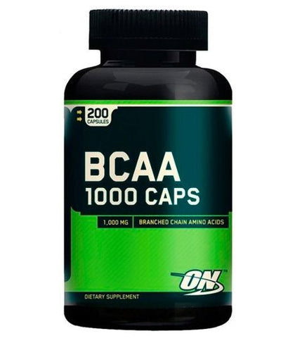 Optimum Nutrition BCAA 1000 - SupplementsHK