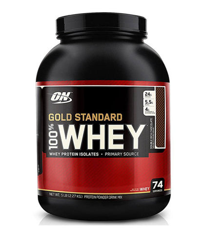 100% Gold Standard – Optimum Nutrition Whey Protein - SupplementsHK