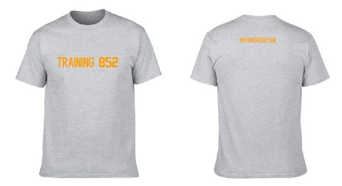 TRAINING+852 | Distressed Grey - SupplementsHK