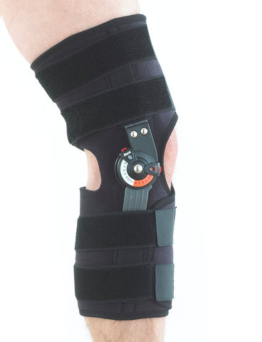 Neo G Adjusta Fit Hinged Open Knee Support