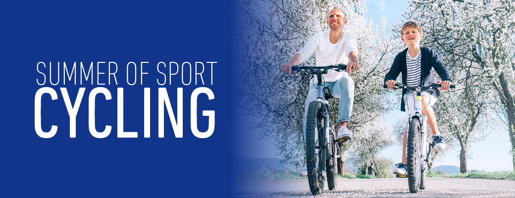 Summer of Sport Cycling