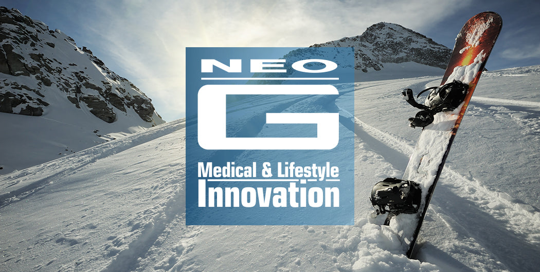 Neo G Top Knee Supports for Skiing and Snow