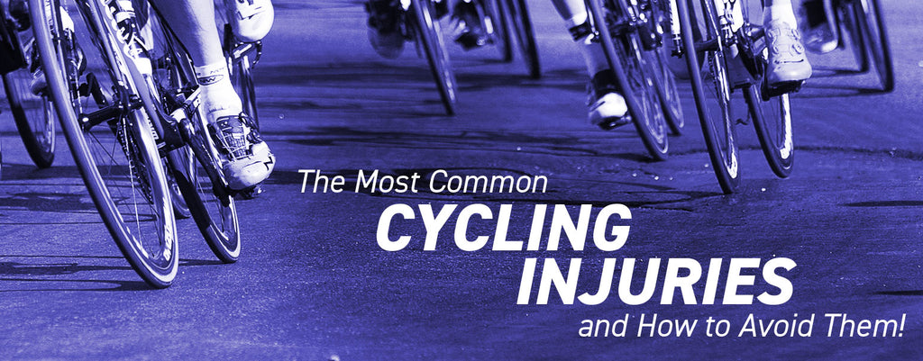 The Most Common Cycling Injuries and How to Avoid Them