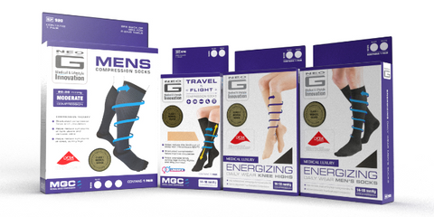 Neo G Compression Socks Range