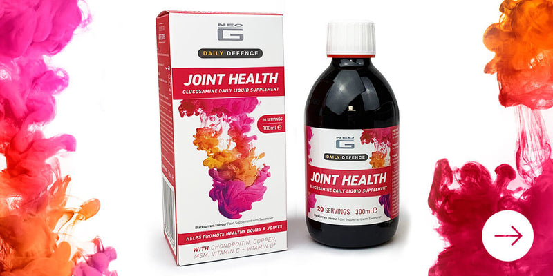 Joint Health Glucosamine Supplement