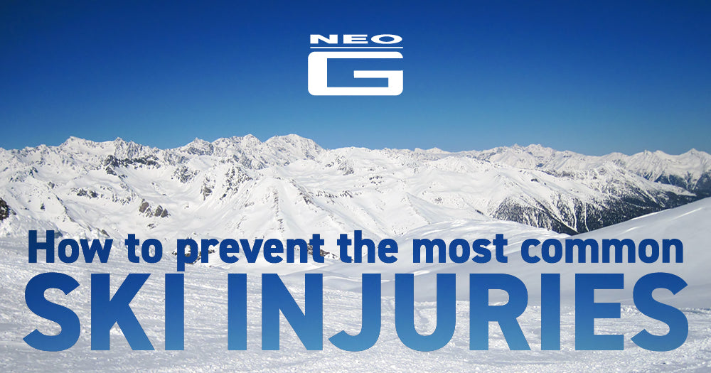 How to prevent the most common ski injuries