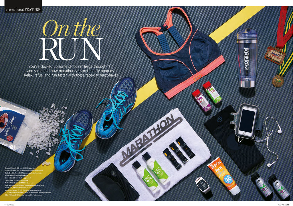 Neo G in Your Fitness Magazine