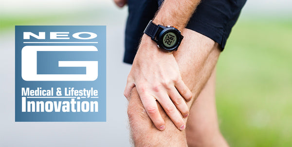 Neo G Top Tips to Help Prevent Knee Injuries