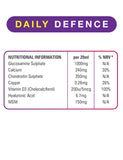 Daily Defence Joint Health — 50PLUS+