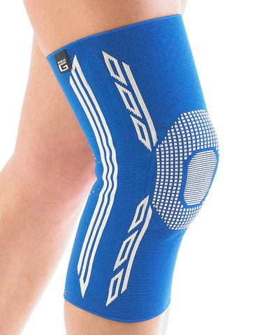 Neo G Airflow Plus Stabilized Knee Support with Silicone Patella Cushion