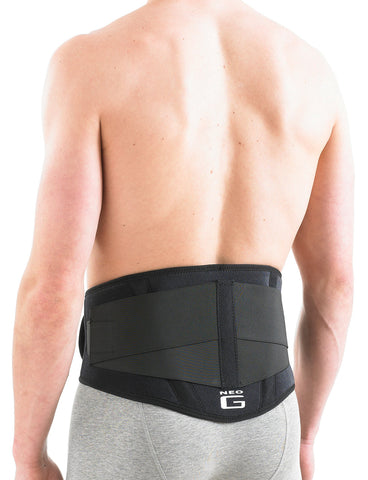 Neo G Back Brace with Power Straps