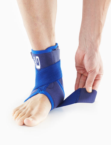fc8bedeb19 Stabilized Ankle Support with Figure of 8 Strap – Neo G UK