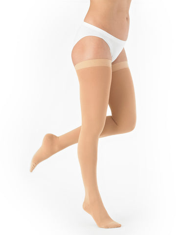 Neo G Thigh High Compression Hosiery (Closed Toe)