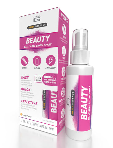 Neo G Daily Defence – BEAUTY – Daily Oral Biotin Spray